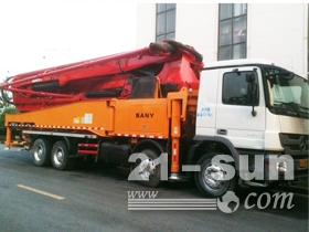 江苏三翼 出售2011年出厂的52米泵车 手续齐全 奔驰底盘
