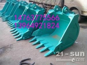神钢SK210-8岩石挖斗厂家