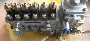 燃油喷射泵