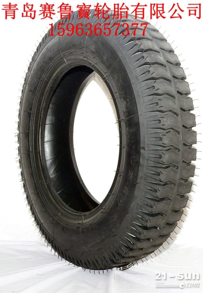 50-20羊角花纹 导向轮胎