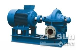 格兰富KP中开式双吸系列离心泵