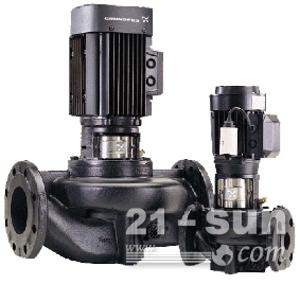 格兰富TP系列单级立式管道泵