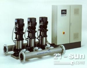 格兰富变频泵组HYDRO系统