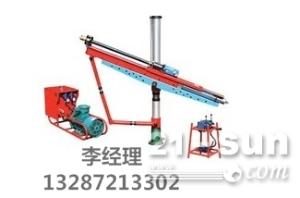 架柱式液压回转钻机厂家山东ZYJ-380型架柱式液压回转
