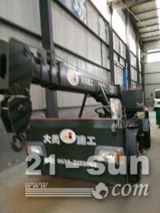 山东大禹建工4吨自制吊车
