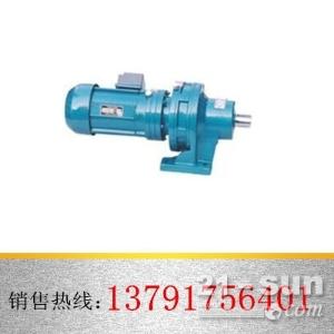 太原专供WBE1285-370卧式微型摆线双极减速机