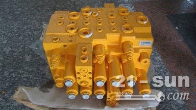 供应现代挖掘机200-5分配阀图片