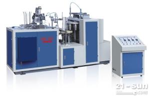 JBZ-S12型 全自动 单PE淋膜纸杯成型机