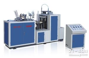 JBZ-A12型 全自动 单PE淋膜纸杯成型机