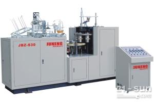 JBZ-S30型 全自动超声波 双PE淋膜纸碗成型机