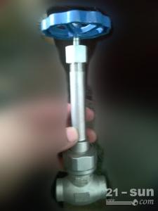 低温截止阀-198℃专业生产厂家 低温截止阀