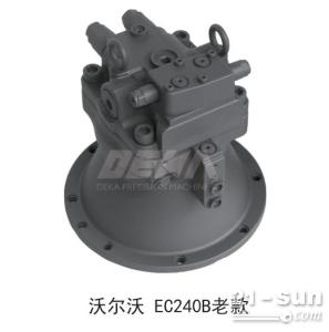 DEKA回转液压马达适用于沃尔沃240B老款挖机