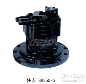 DEKA适用于住友SH350-5挖机的回转液压马达