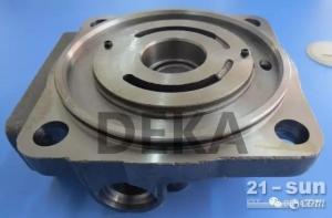 DEKA质造M5X130旋转液压马达盖现货
