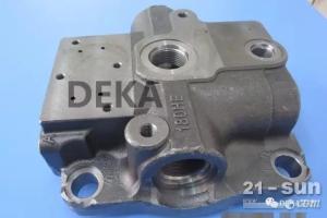 DEKA质造M5X180旋转液压马达盖