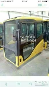 小松原装挖掘机配件 PC450-7驾驶室