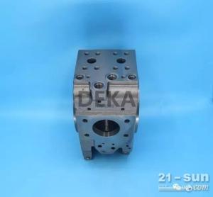 DEKA适用于挖掘机 K3V112液压泵中间壳体