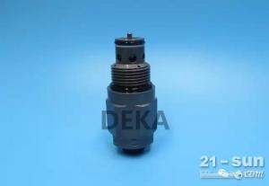DEKA适用于挖掘机EC450油口溢流阀