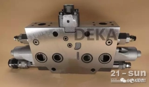 DEKA适用于挖掘机PC200-7备用阀