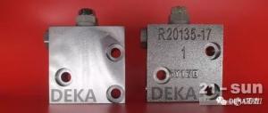DEKA适用于挖掘机PC200-7自减压阀