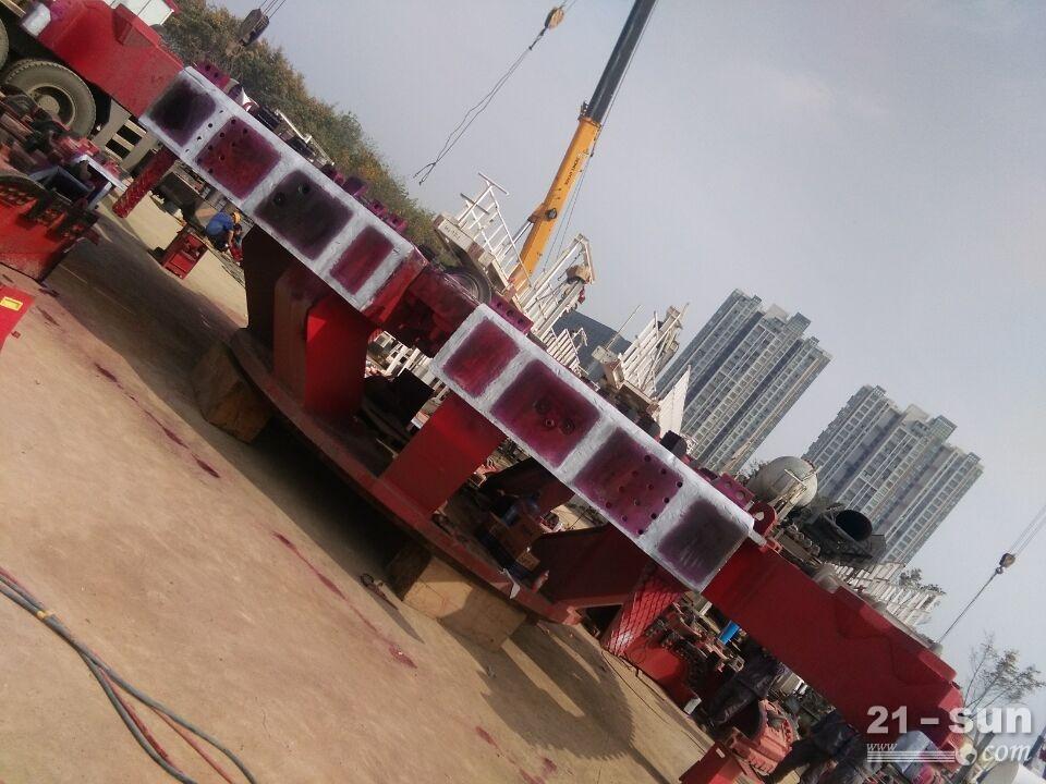 天津建新泰提供盾构拆装机服务