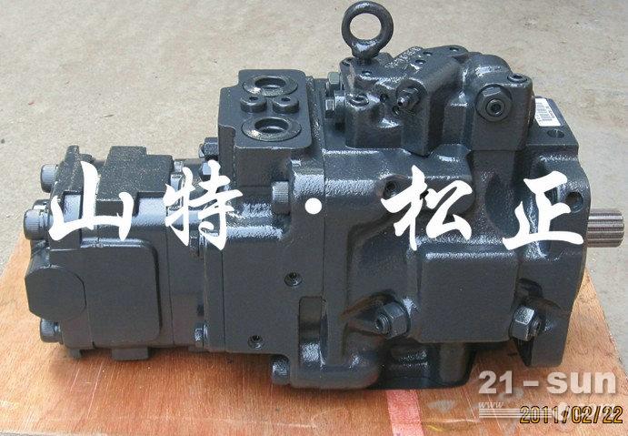 小松55/56/60-7液压泵总成 全国小松挖机配件批发商图片