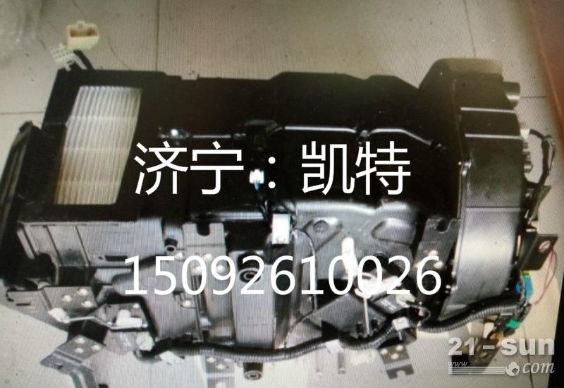 小松挖掘机PC200-8空调