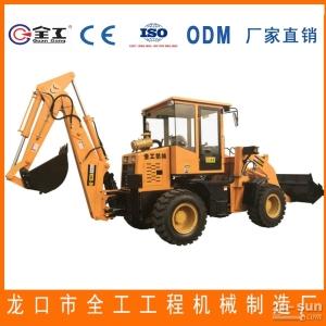 挖掘装载机全工轮胎式高性能低价位WZ25-20
