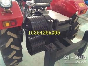 拖拉机绞磨?牵引机  四轮 驱动式绞磨牵引机