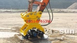 挖掘机液压振动夯   平板夯 夯实器 高速液压松土机