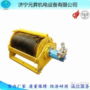 2吨液压绞车水井钻机用液压绞车元昇渔船吊