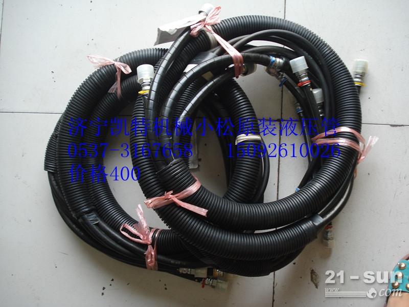 小松挖掘机利发国际 PC300-7全车液压管
