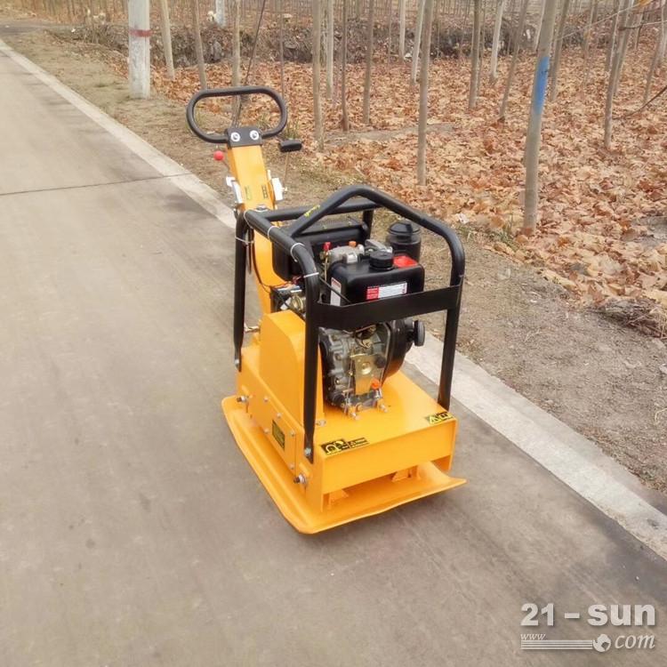 厂家优质小型夯实机 马路夯实机