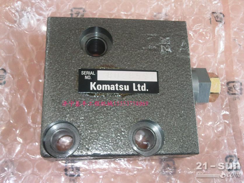 小松挖掘机配件pc300-7自压减压阀-【供应信息】-中国图片
