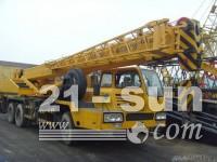 2007年手续齐全,徐工20吨《20B》吊车转让,苏州牌照