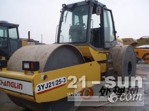2007年山东常林21X25静压压路机,秋季超低价格促销