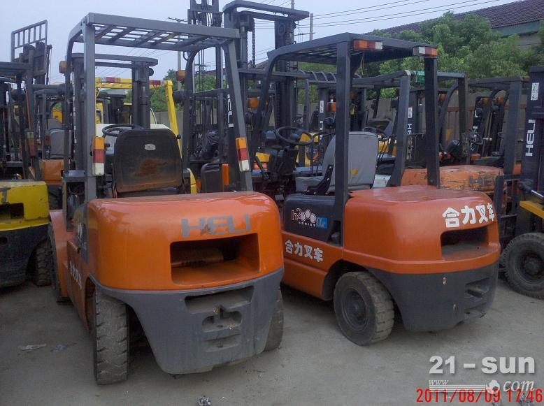 二手3吨5吨合力叉车价格,二手10吨15吨秋季低价促销