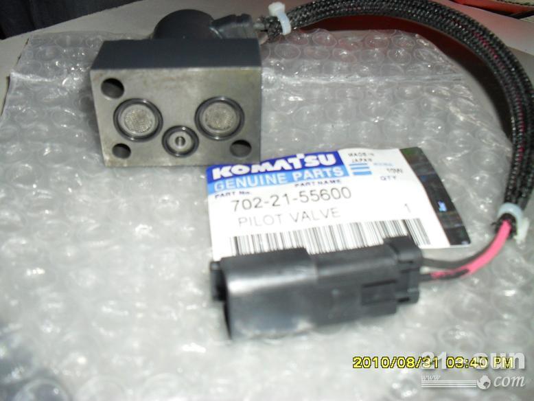 小松配件pc300-7液压泵电磁阀图片