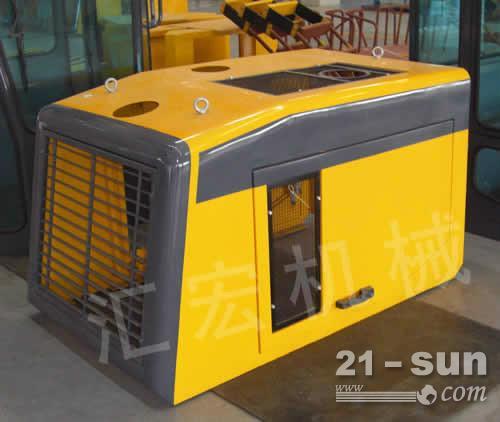 专业制造徐工装载机  压路机  平地机驾驶室及后机罩!
