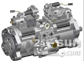 力士乐液压泵配件图片