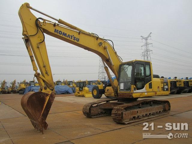 小松PC210LC-8二手挖掘机