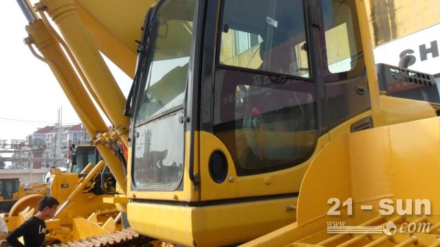 小松PC400-8二手挖掘机