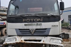 雷沃重工FHM5292THB-37色姑娘久久综合网混凝土泵车