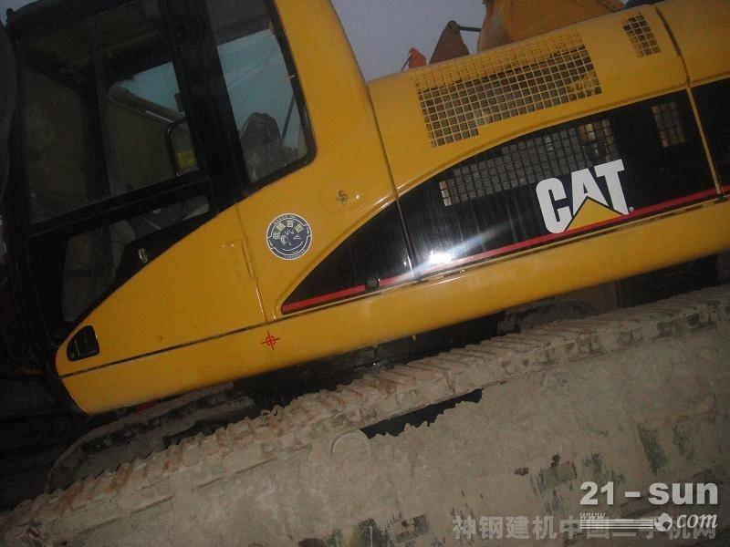 卡特彼勒330C澳门赌城平台挖掘机