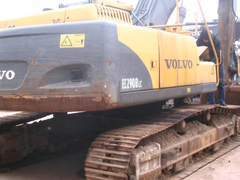 沃尔沃EC290BLC二手挖掘机