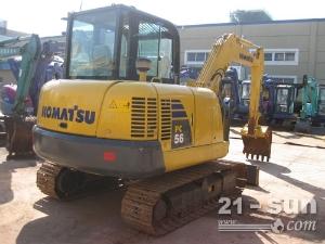 小松PC56-7二手挖掘机