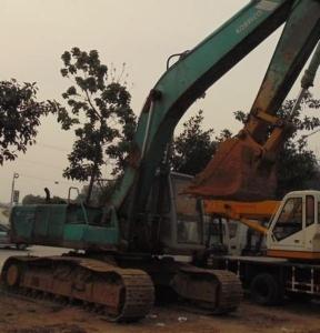神钢SK220-3二手挖掘机