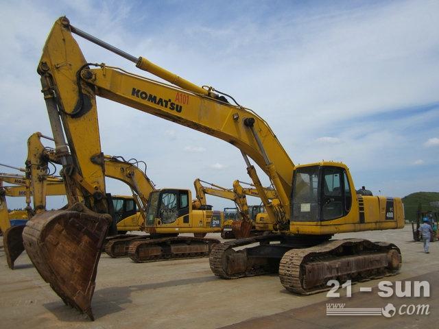 小松PC400-6二手挖掘机