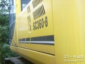 力士德SC360.8二手挖掘机