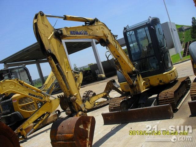 小松PC55MR-2二手挖掘机